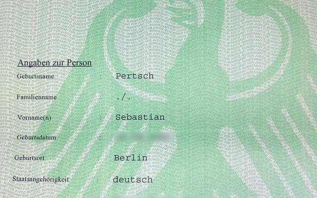 在加拿大境内办理德国无犯罪记录